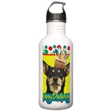 BirthdayCupcakeAustral Water Bottle