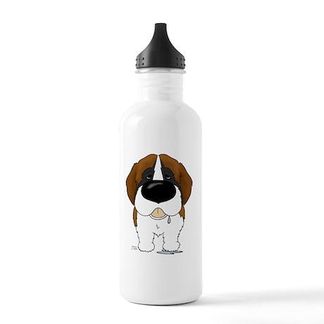 StBernard5x7 Stainless Water Bottle 1.0L