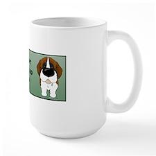 StBernardDadMug Coffee Mug