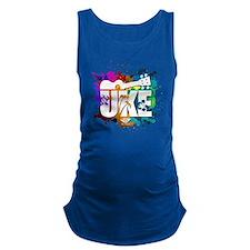 UKE Color Splash Maternity Tank Top