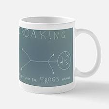 Croak_front Mug