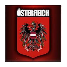 Austrian stl (CiPD2) Tile Coaster