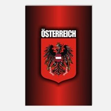 Austrian Stl (CiTouch) Postcards (Package of 8)