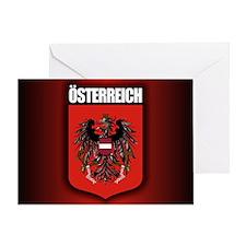 Austrian Stl (Mpad) Greeting Card