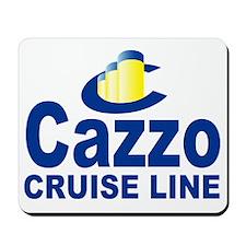 cazzo cruise line Mousepad
