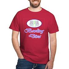 Bowling Chick Diva T-Shirt