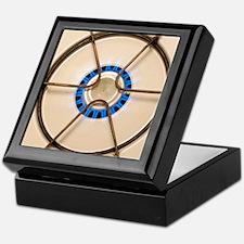 Gas Powered Mousepad Keepsake Box