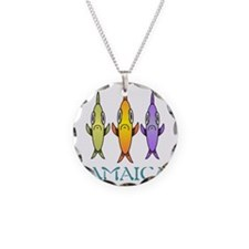 Jamaical 3-fishes Necklace