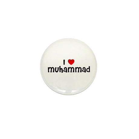 I * Muhammad Mini Button