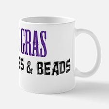 Mardi Gras Mens Shirt Mug
