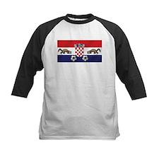 Croatian Football Flag Tee