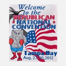 Republican Convention Throw Blanket