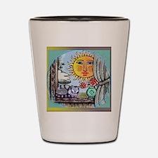 sunnywindow Shot Glass