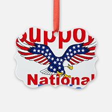 Public Radio Ornament