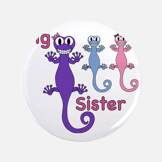 "Big Sister of Boy/Girl Twins 3.5"" Button"