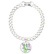 Big Brother of Boy/Girl  Charm Bracelet, One Charm