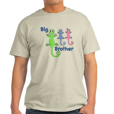 Big Brother of Boy/Girl Twins Light T-Shirt