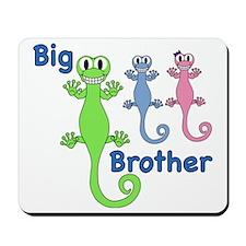Big Brother of Boy/Girl Twins Mousepad