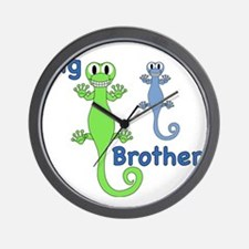 Big Brother of a Boy Wall Clock