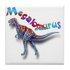 Megalosaurus Tile Coaster