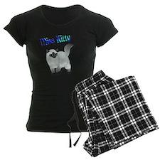 siamese stare Pajamas