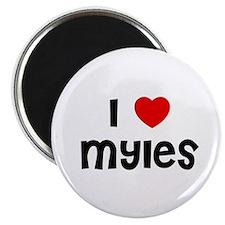 I * Myles Magnet