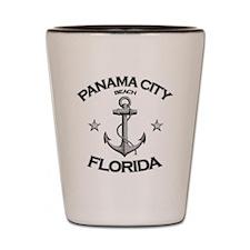 Panama City Beach copy Shot Glass