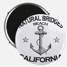 NATURAL BRIDGES BEACH CALIFORNIA copy Magnet