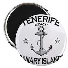TENERIFE BEACH CANARY ISLANDS copy Magnet