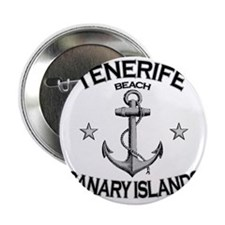 "TENERIFE BEACH CANARY ISLANDS copy 2.25"" Button"