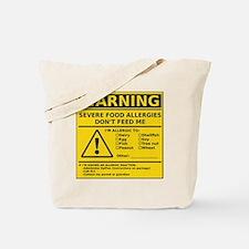 cp_warning_multi Tote Bag