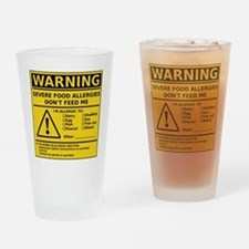 cp_warning_multi Drinking Glass