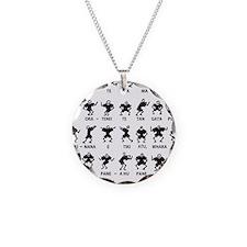 Haka 16x16 Necklace