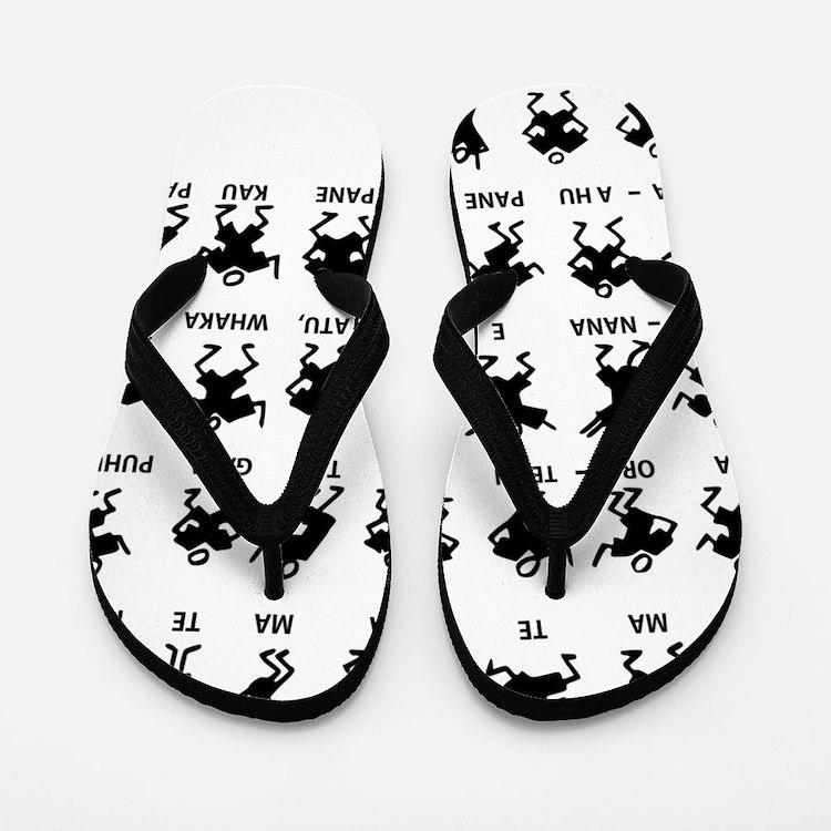 Haka 16x16 Flip Flops