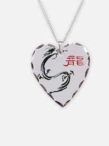 LWS cafepress apparel-dragon Necklace