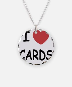 CARDS Necklace
