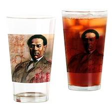 garret morgam Drinking Glass