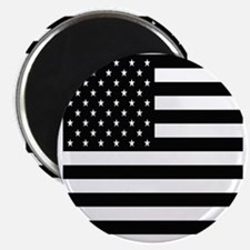 FF-flag-blackonwhite Magnet