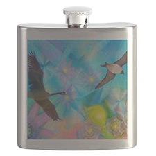 Joyful Flight Flask