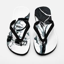 portraits_Adolphus Flip Flops