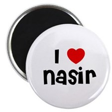"""I * Nasir 2.25"""" Magnet (10 pack)"""