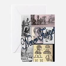 shackles Greeting Card