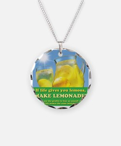 Lemonade Assault Rifle 20x20 Necklace