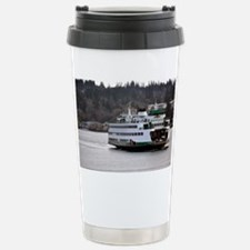 Arrival on Water Stainless Steel Travel Mug