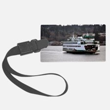 Arrival on Water Luggage Tag