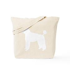 Poodle-darks Tote Bag
