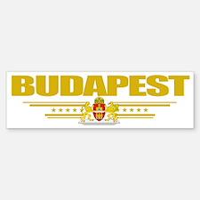 Budapest COA (Flag 10) pocket Sticker (Bumper)