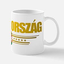 Hungary (Flag 10) pocket Mug