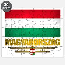 Hungary (Flag 10) Puzzle