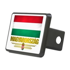 Hungary (Flag 10) Hitch Cover